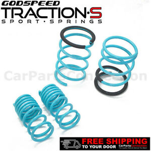 Godspeed Project Traction s Lowering Springs For Acura Rsx 05 2006 Ls ts aa 0005