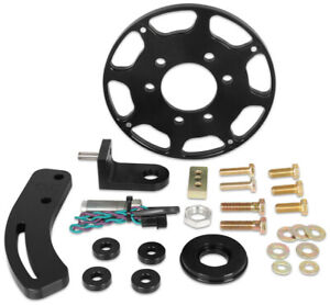 Msd Ignition Crank Trigger Kit Sbc W 7in Wheel 86103