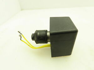 Parker 691886 Replacement Solenoid Coil Assy 110 120v