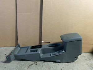 2018 Nissan Frontier Bucket Seat Center Console Storage Assembly