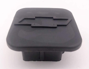 Fits For 2 Inches Chevrolet Chevy Trailer Hitch Cover Sturdy Rubber Receiver