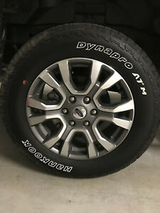 Ford Ranger 2020 Rims And Tires 4