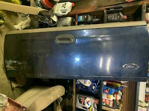 Navy Blue Tailgate For Ford F 250 F 350 F 450 Super Duty 2005