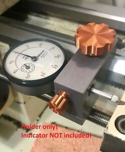 Jet Bd920w Lathe Carriage Dial Indicator Holder Stop