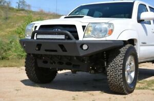 05 15 Toyota Tacoma Front Bumper Off Road Steel