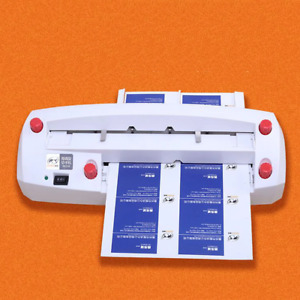 2018 New High Quality Automatic Name Card Slitter Name Card Cutter A4 Size Busin