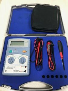 Digital Insulation Tester Mastech Ms5201