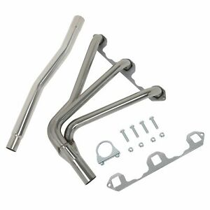 Ss 4 1 T304 Exhaust Stainless Header Headers Fits 1962 1980 Mg Mgb 1 8l L4