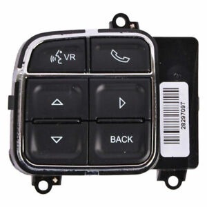 Steering Wheel Evic Control Switch For 2011 2019 Dodge Chrysler 56046255ad Us
