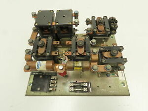 General Electric 29223 00 Contactor Group Off A Clark 0p15 24 Volt Order Picker