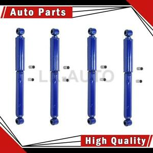 Monroe Shocks Struts Front Rear 4 Of Shock Absorbers For Ford F 100