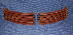 1939 Dodge Upper Grille Sections New Old Stock Mopar