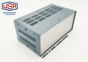 usa Full Aluminum Electronic Enclosure Project Box Case 3u 131 X 178 X 305 Mm