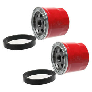 For Allison Duramax Transmission Filters Spin On External T1000 set Of 2