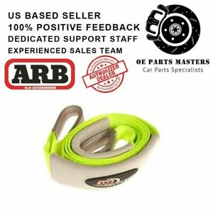 Arb Fits Tree Saver Protector Strap Green 10 Ft Length 4x4 Accessories Arb730lb