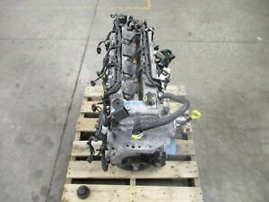16 Fiat 500x 2 4l X Model Automatic Engine Motor 49k Vin T 8th Digit Lot2167