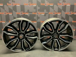 2014 Ford Mustang Gt Oem 19x8 5 Wheels Rims Pair Of Two