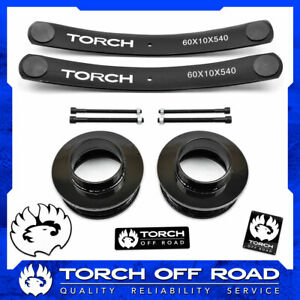 3 Front 2 Rear Leveling Lift Kit 1998 2011 Ford Ranger 2wd Rwd Coil Add A Leaf