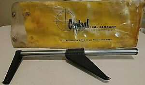 Central Tool Co Automotive Brake Drum Wear Limit Gage 214 8 14 060 Used