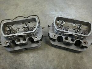 Used 36hp Vw Cylinder Heads 111101371a Set