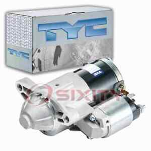 Tyc Starter Motor For 2007 Jeep Liberty 3 7l V6 Electrical Charging Starting Sk