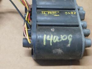 1984 1986 Corvette Power Seat Tract Motor Gm 14067605