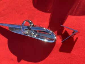 1953 Buick Skylark Hood Ornament Plated For Show