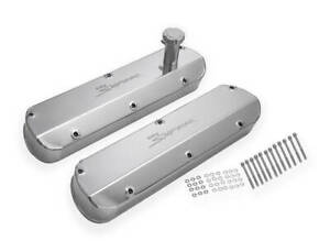 Holley Sniper Fabricated Valve Covers Sbf Tall 890013