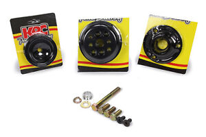 Krc Power Steering Serpentine Pulley Kit Pro Series Sbc Krc 36403000