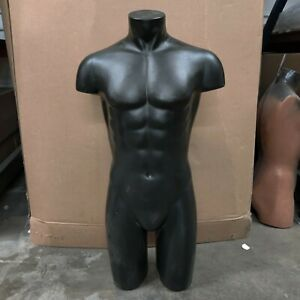 Male Athletic Torso Mannequin