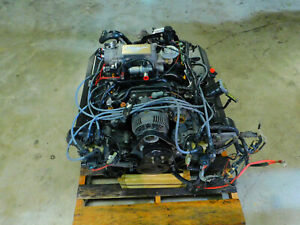 98 1998 Ford Mustang Gt 4 6l Sohc Engine Motor Assembly 107k Mile Take Off H59
