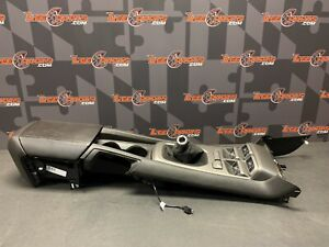 2015 Camaro Ss 1le Oem Center Console W Shifter Panel Gauges M T Read