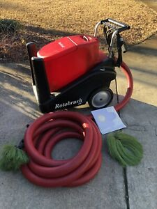 Rotobrush Air Air Duct Cleaning Machine Seller Refurbished Very Clean