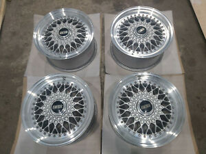 Jdm Original Bbs Super Rs Rs245 16 8j 30 5h Pcd114 3 Skyline Silvia Crown 3pie
