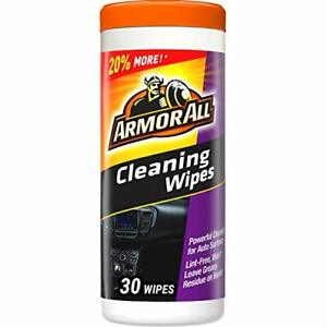 Armor All Car Interior Cleaner Wipes For Dirt Dust Cleaning For Cars Truck