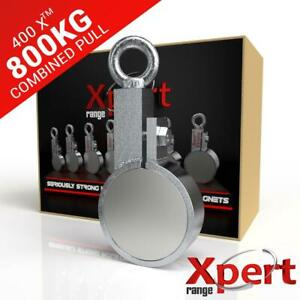 Online Magnets 400 X Recovery Fishing Clamp Magnet 800kg 1764lb Pulling Force