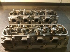 Pair Chevrolet 6272292 Big Block Chevrolet Heads Ready To Go