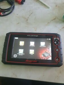 Snap On Solus Edge Diagnostic Scanner Eesc320 Version 20 2