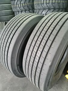 2 tires 385 65r22 5 20 Ply Road Crew Cm980 Steer Truck Radial All Positions