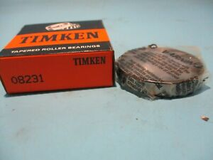 New Timken 08231 Tapered Roller Bearing Cup