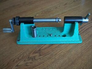 RCBS CASE TRIMMER WITH #1 amp; #2 COLLETS #27 amp; 44 PILOTS $110.00