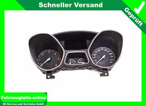 Ford Focus Iii Dyb Instrument Cluster Tachometer