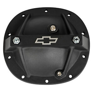 Proform Chevy Bowtie Rear End Cover Gm 7 5 141 695