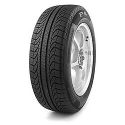 2 New 215 60r17 Pirelli P4 Four Seasons Plus Tire 2156017
