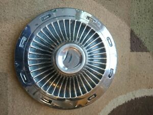 1963 Ford Galaxie Dog Dish Hubcap Galaxie Fairlane Wheel Cover