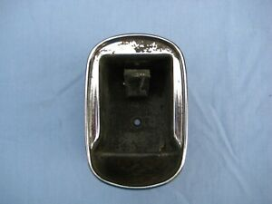 Vintage Vw Oval Window Ash Tray Insert Used 1952 1957 Used On Early Ghia Also