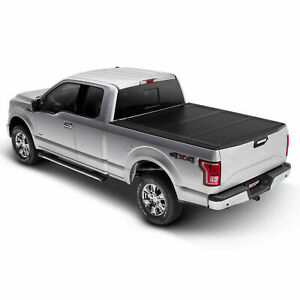 Undercover Flex Low Profile Folding Cover For 14 18 Silverado Sierra 6 6ft Bed