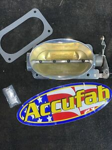 99 04 Supercharged Lightning New Accufab Sbtb Throttle Body Whipple Kenne Bell
