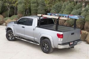 Bak For 05 15 Toyota Tacoma 6ft Bed Bakflip Cs f1 W Rack Bak72407bt