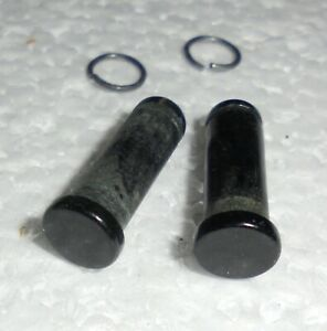 Hickok I 177 Tube Tester Replacement Test Buttons Lot Of 2